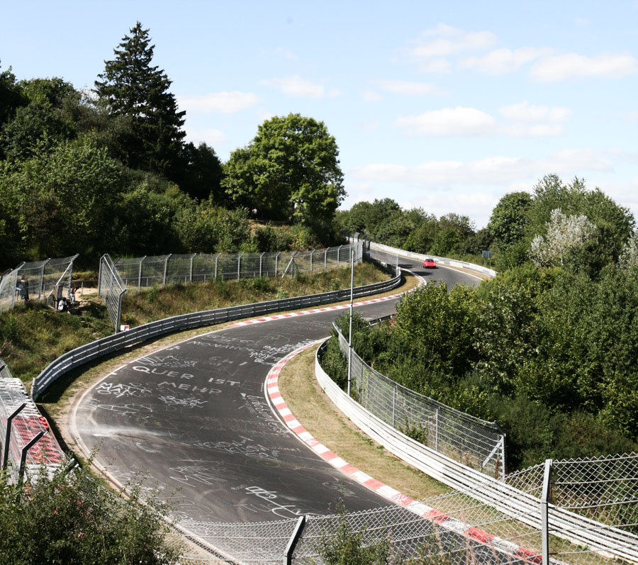 Germany The Final Countdown � Nurburgring | Petertarach.com
