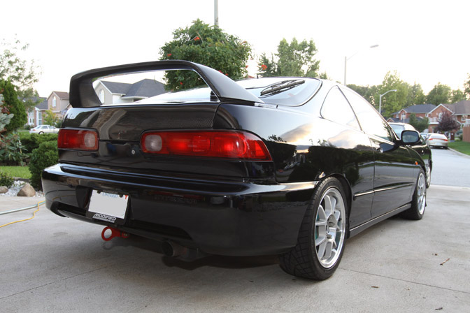 for sale 1999 acura integra gsr kswap track car. Black Bedroom Furniture Sets. Home Design Ideas
