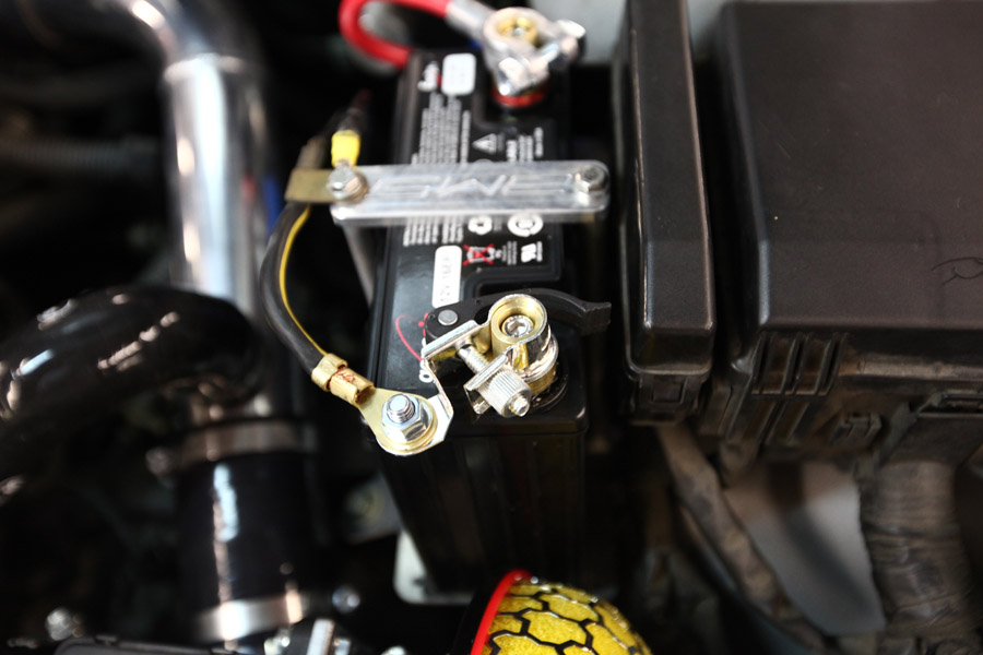 Car Battery Terminals Too Small On New Battery